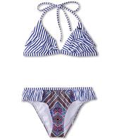 O'Neill Kids - Samba Ruffle Tri Bikini (Big Kids)