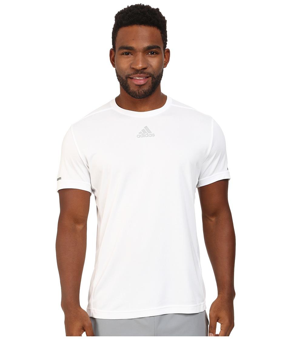 adidas - Sequencials Money S/S Tee (White) Men