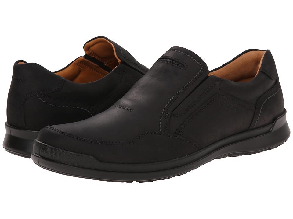 ECCO Howell Slip-On (Black) Men