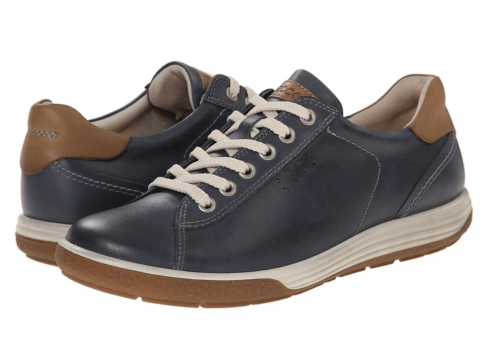 ECCO Chase II Tie Marine Womens Lace up casual Shoes