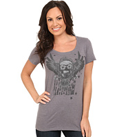 Roper - Sugar Skull American Screen Print Top
