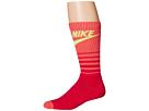 Nike NSW Classic Striped HBR Sock (University Red/Rio/Volt)