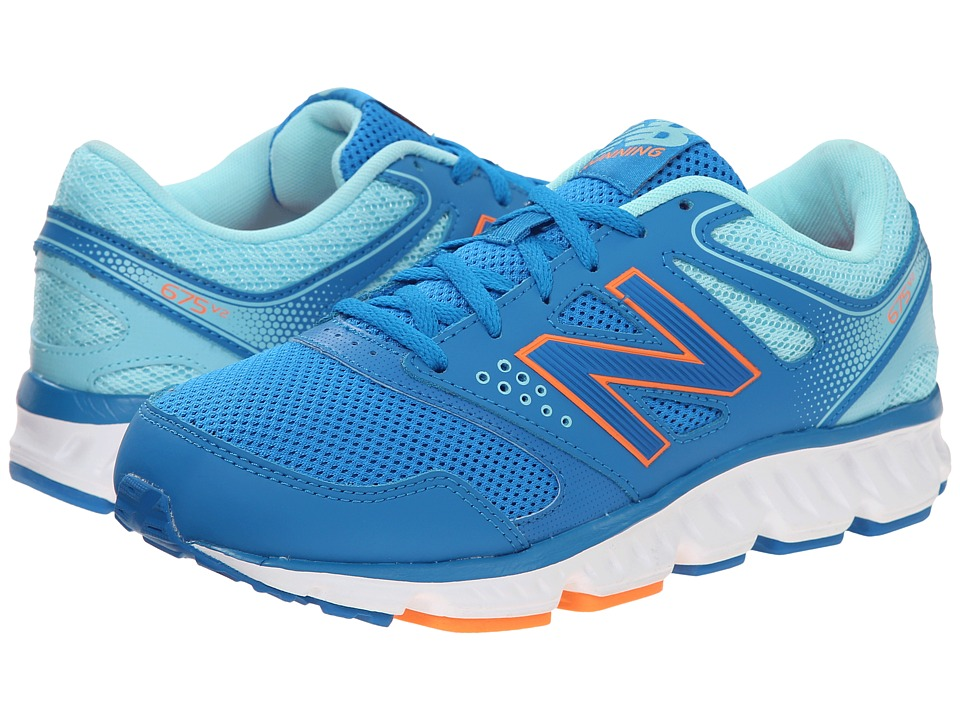 New Balance 675V2 (Blue/Orange) Women