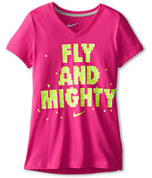 Nike Kids - NA Fly & Mighty V-Neck Tee (Little Kids/Big Kids)