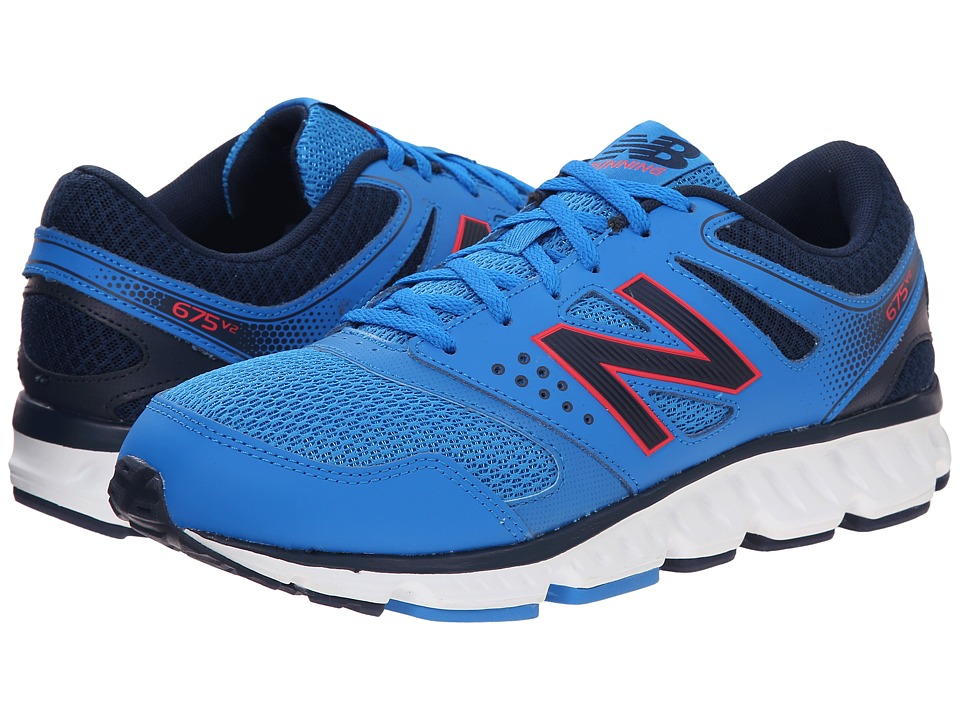 New Balance - 675V2 (Electric Blue/Bright) Men