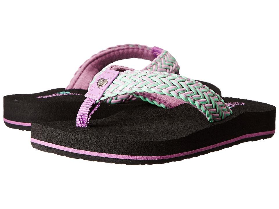 Cobian Kids Lil Lalati Toddler/Little Kid/Big Kid Purple Girls Shoes