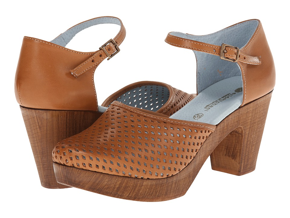 Eric Michael Sadie (Tan) High Heels