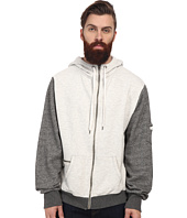 Members Only - Marled French Terry w/ Zip Hood