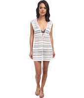 LAUREN Ralph Lauren - Horizon Crochet Sleeveless Dress Cover-Up