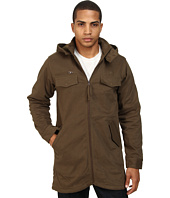 Publish - Bradford Brushed Micro Stretch Parka