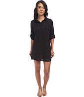LAUREN Ralph Lauren - Camp Shirt Cover-Up