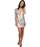 Free People - Shattered Glass Sequin Midnight Dreamer Dress
