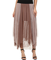 Free People - Dotted Mesh Sugar Plum Tutu Skirt