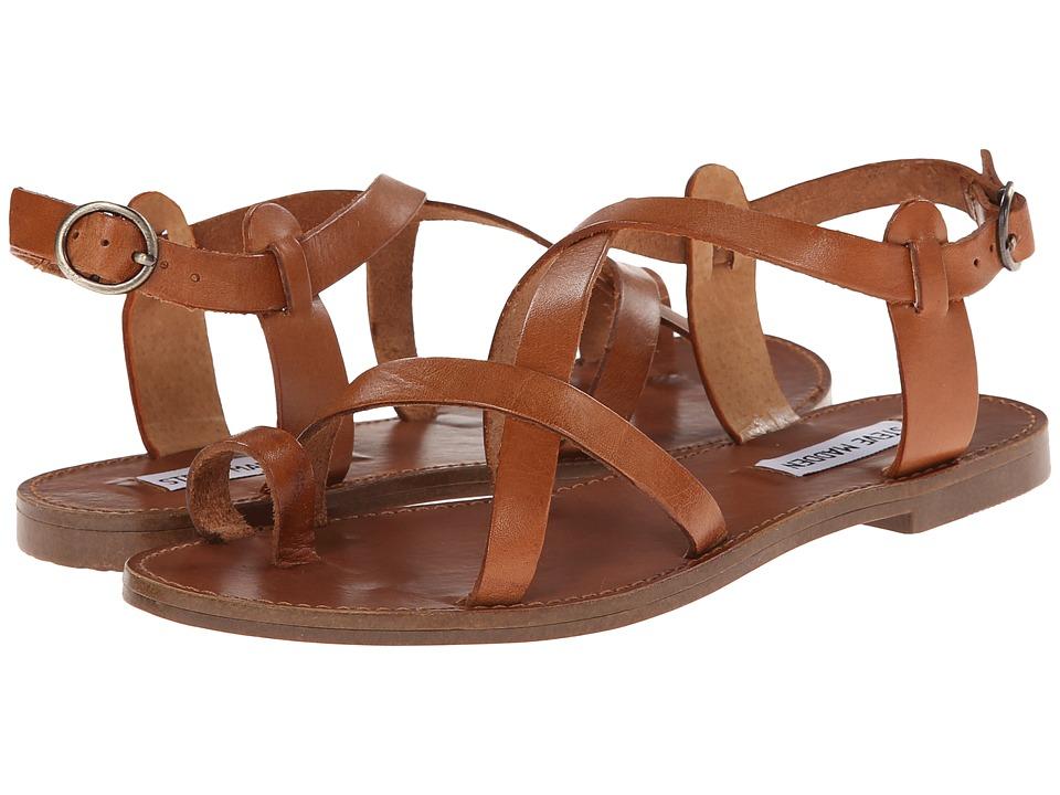 Steve Madden Agathist Sandal (Cognac) Sandals