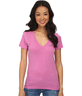 Hurley - Solid Perfect V Neck Tee