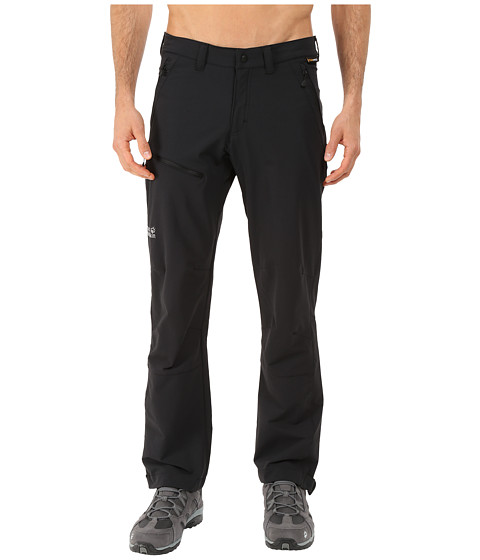 Jack Wolfskin Activate Pants - Normal - Black