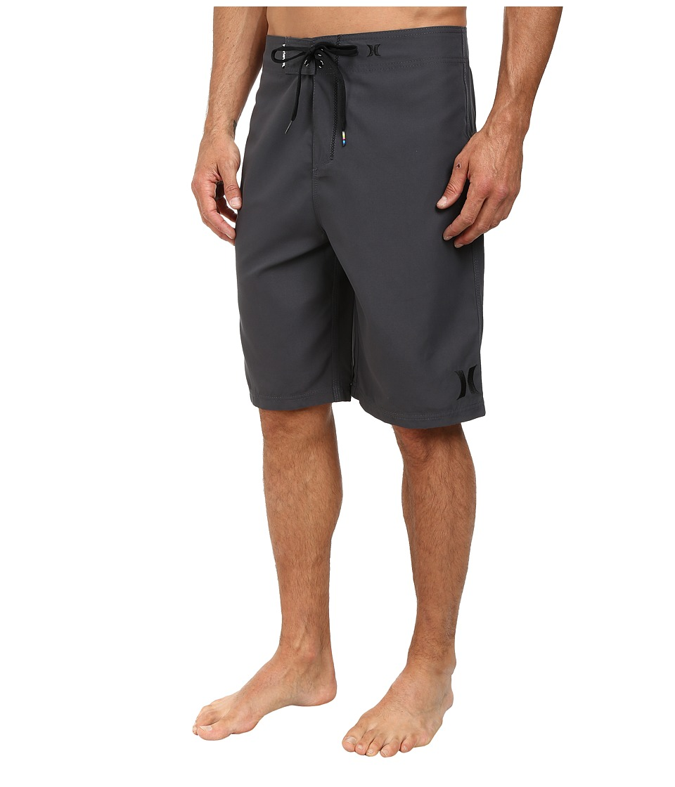 Hurley One Only Boardshort 22 (Anthracite) Men's Swimwear