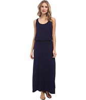 Three Dots - Visc Lycra Maxi Dress