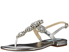 Blue by Betsey Johnson - Gem (Silver Metallic)