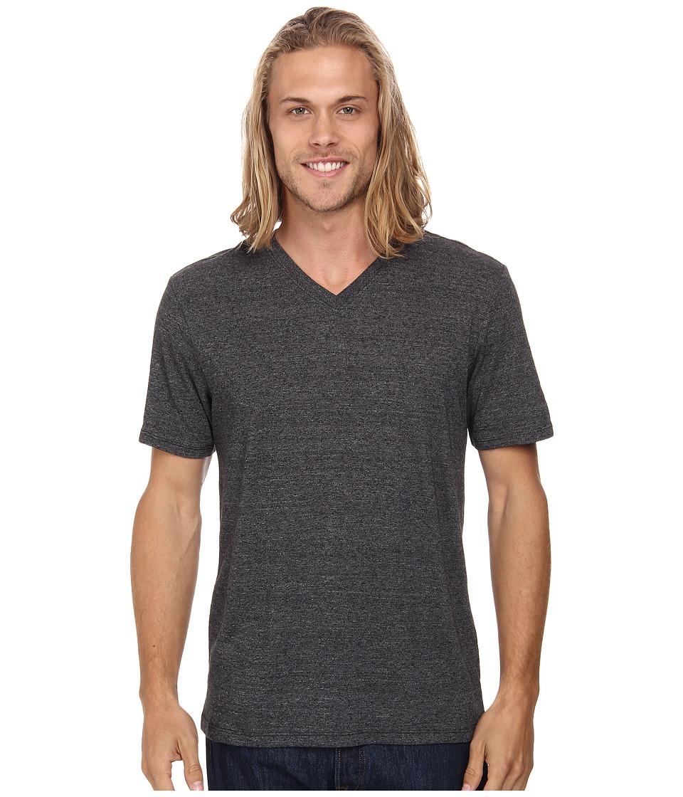 Hurley - Staple Tri-Blend V-Neck (Grey Black) Men