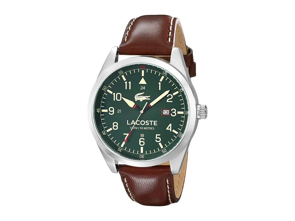 Lacoste 2010781 MONTREAL Brown/Green Watches