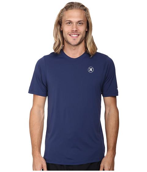 Hurley Dri-Fit Icon S/S Surf Shirt - Midnight Navy