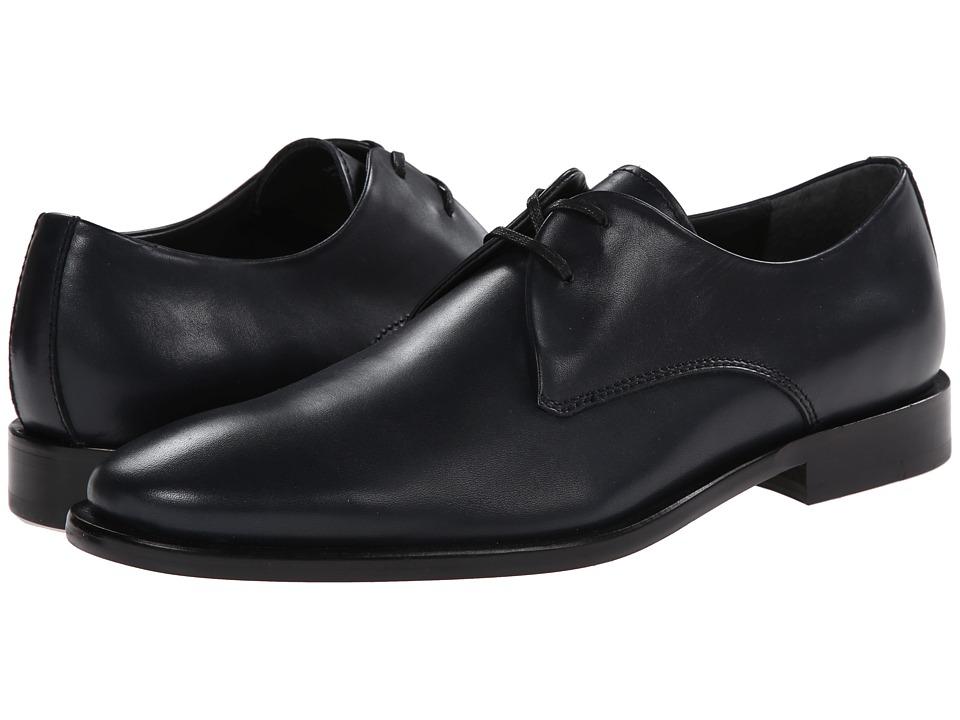 Calvin Klein - Ryland (Navy Leather) Men