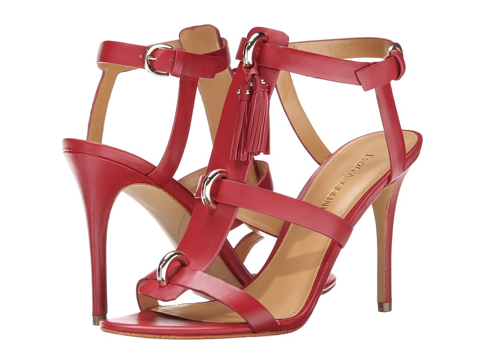 Enzo Angiolini - Leluna (Red Leather) High Heels