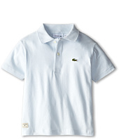 Lacoste Kids - S/S Solid Jersey Polo (Toddler/Little Kids/Big Kids)