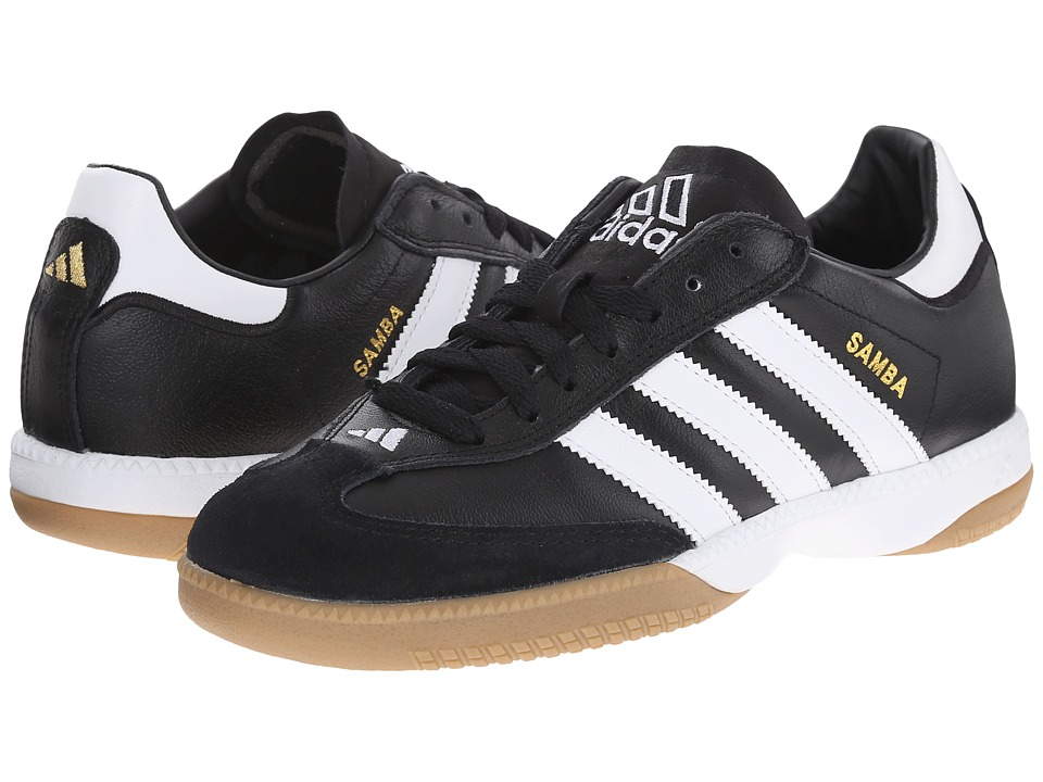 Samba Millennium (Black/White) Soccer Shoes