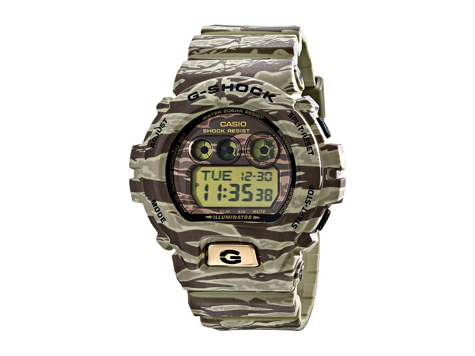G Shock GDX6900TC 5 Green Camo Watches