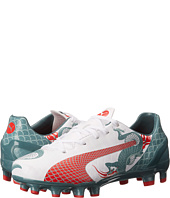 Puma Kids - evoSpeed 4.3 Graphic FG Jr. (Little Kid/Big Kid)