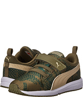 Puma Kids - Carson Runner V Camo (Toddler/Little Kid/Big Kid)