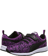 Puma Kids - Carson Runner V Splatter (Toddler/Little Kid/Big Kid)