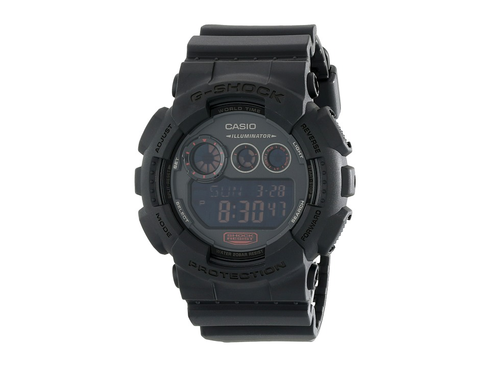 G Shock GD120MB Black Watches