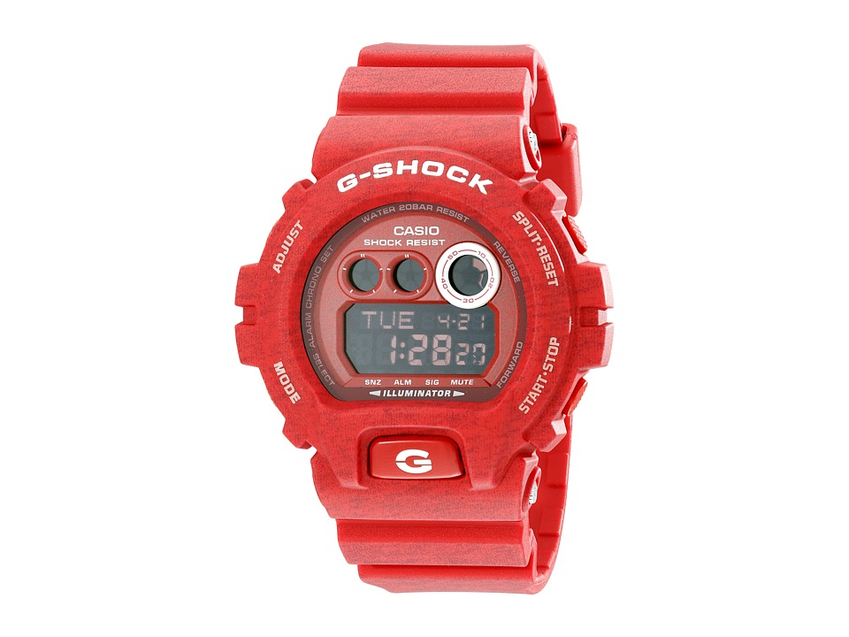 G Shock GDX6900HT Red Watches