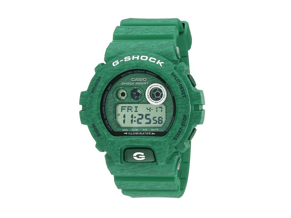 G-Shock - GDX6900HT (Green) Watches