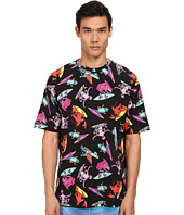 LOVE Moschino - Alien Surfer Print Over Fit Tee