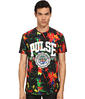 LOVE Moschino - Tropical Print Large Fit Tee