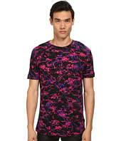 LOVE Moschino - Splatter Print Large Fit Tee