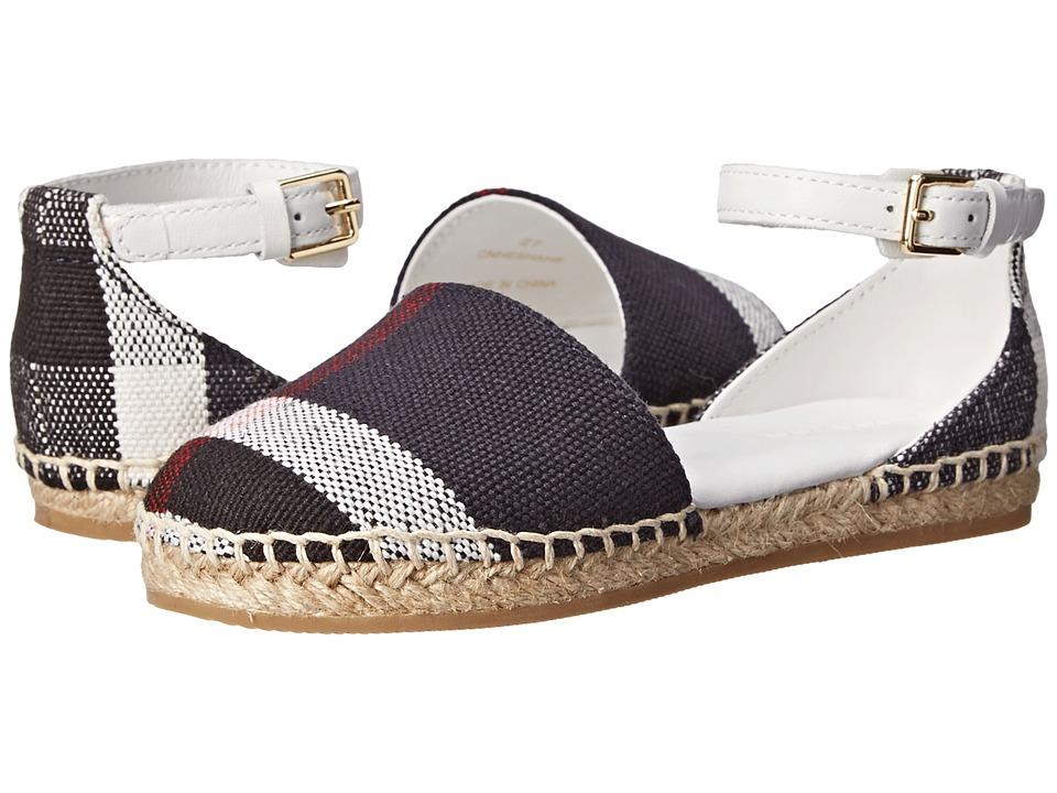 Burberry Kids K1-Rhimes (Toddler/Little Kid) (White) Girls Shoes