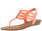 Madden Girl Thrilll (Coral Fabric)