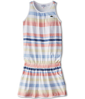 Lacoste Kids - Sunwashed Striped Tank Dress (Toddler/Little Kids/Big Kids)