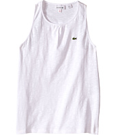 Lacoste Kids - Tank w/ Gathered Neck Detailing (Toddler/Little Kids/Big Kids)