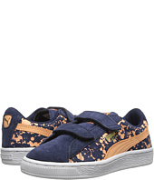 Puma Kids - Suede Speckle V (Toddler/Little Kid/Big Kid)