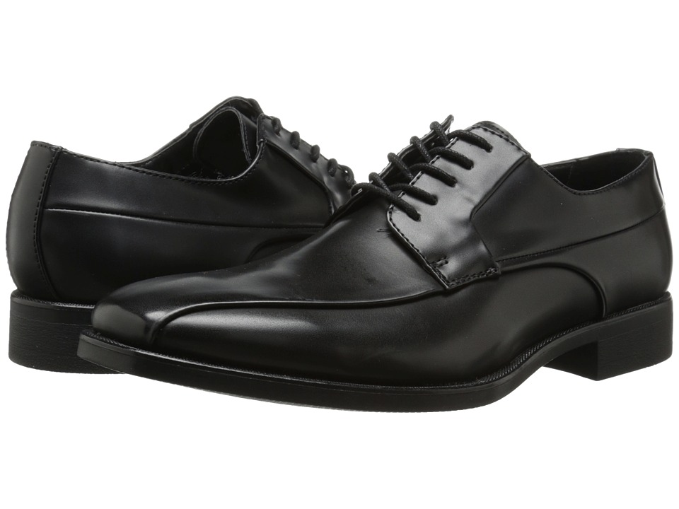 Calvin Klein - Earl (Black Smooth) Mens Shoes