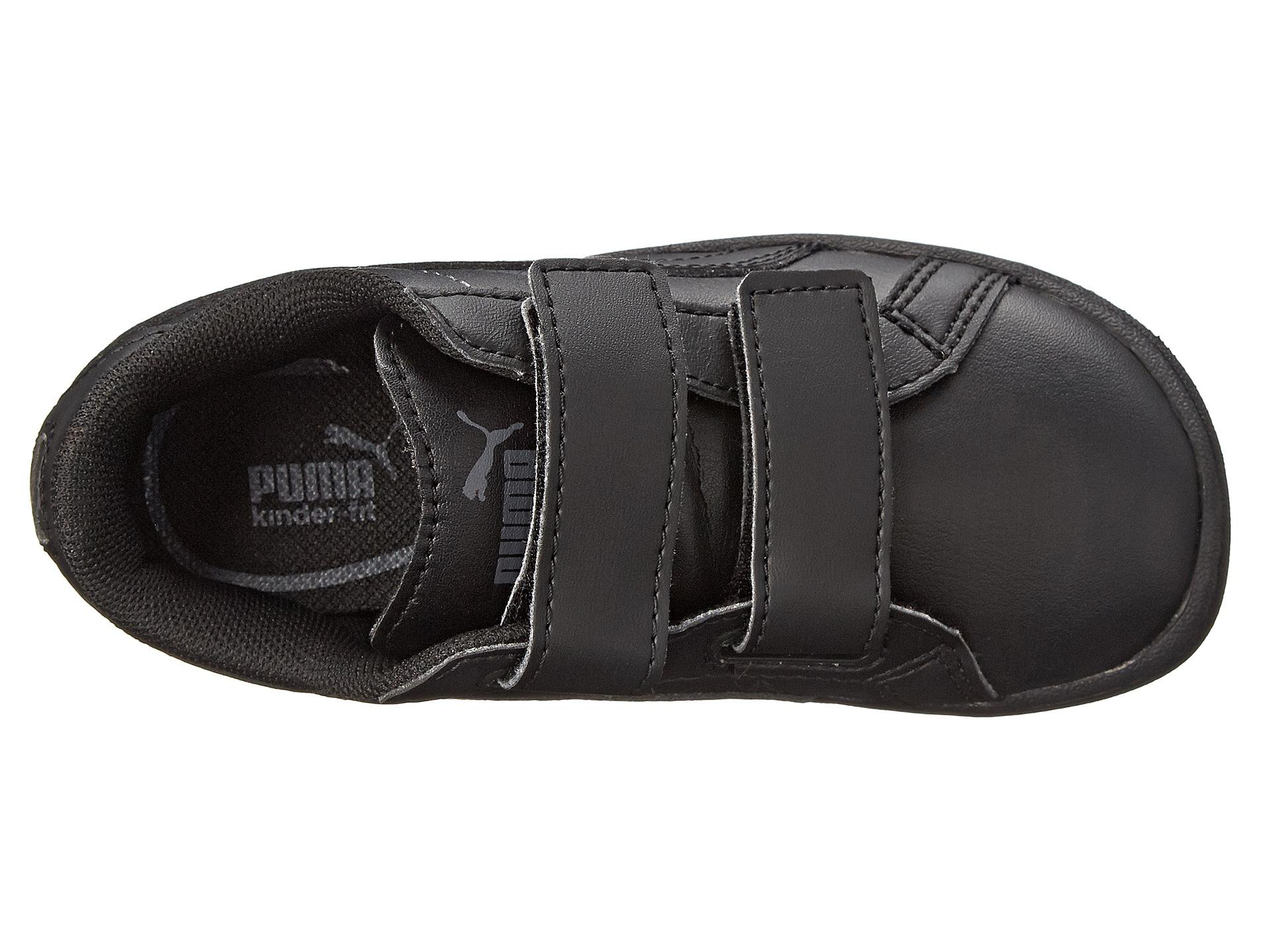 Puma black velcro sandals - Puma Black Velcro Sandals 17