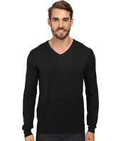 Perry Ellis - Tonal Multi Pattern V-Neck Sweater