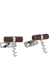 Cufflinks Inc. - Sterling Silver Corkscrew Cufflinks
