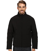 Perry Ellis - Quilted Nylon Puffer w/ Performance Stretch